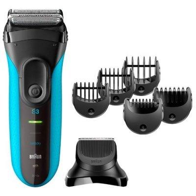 цена на Электрическая бритва Braun 3010BT Series 3 Shave&Style (81547159)