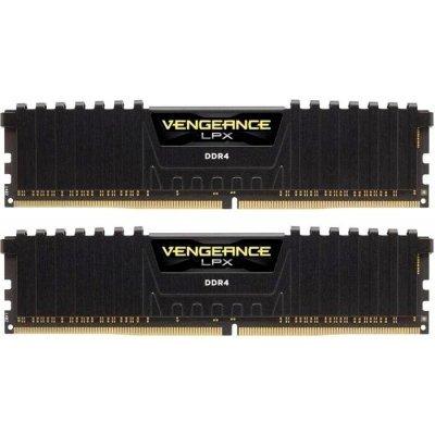 Модуль оперативной памяти ПК Corsair CMK32GX4M2Z2400C16 32Gb DDR4 (CMK32GX4M2Z2400C16)Модули оперативной памяти ПК Corsair<br>Память DDR4 32Gb 2400MHz Corsair CMK32GX4M2Z2400C16 RTL PC4-21300 DIMM 288-pin 1.2В<br>