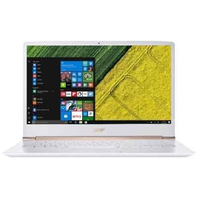 Ультрабук Acer Swift 5 SF514-51-75AC (NX.GNHER.003) (NX.GNHER.003)Ультрабуки Acer<br>Acer Swift 5 SF514-51-75AC Intel Core i7-7500U/8GB DDR4/256GB SSD/no ODD/14 FHD IPS LCD/UMA/WiFi+BT/3-cell Li-ion/Boot-up Linux/White/White<br>