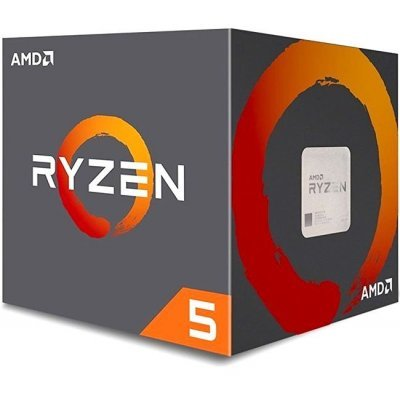 Процессор AMD Ryzen 5 1600 AM4 (YD1600BBAEBOX) (3.2GHz) Box (YD1600BBAEBOX)