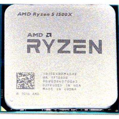 Процессор AMD Ryzen 5 1500X AM4 (YD150XBBM4GAE) (3.5GHz) OEM (YD150XBBM4GAE) процессор amd ryzen 5 1600 am4 oem yd1600bbm6iae