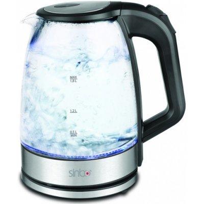 Электрический чайник Sinbo SK 7368 черный (SK 7368)  электрический чайник sinbo sk 2357 ivory