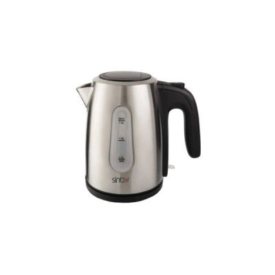 Электрический чайник Sinbo SK 7366 серебристый (SK 7366) sinbo чайник электрический sk 2397 1 5л 2200вт