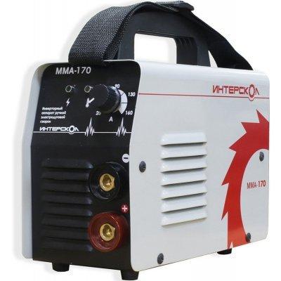 Подробнее о Сварочный аппарат Интерскол ИСА-170 (432.1.0.01) сварочный аппарат