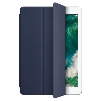 Чехол для планшета Apple iPad Smart Cover Midnight Blue (MQ4P2ZM/A) apple smart cover mgtm2zm a black