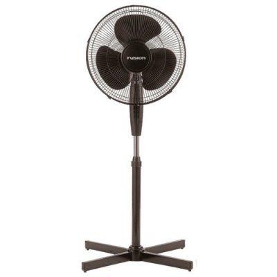 Вентилятор Supra FSF-30 черный (FSF-30) вентилятор напольный supra fsf 30 черный 30 вт