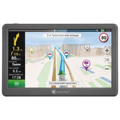 Навигатор GPS Navitel E700 (E700) gps навигатор lexand cd5 hd 5 авто 4гб navitel 9 стран черный