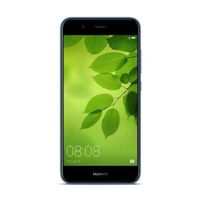 Смартфон Huawei Nova 2 синий (51091TNT) смартфон huawei nova can l11 розовое золото 5 32 гб lte wi fi gps 3g 51091akx