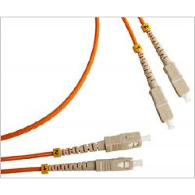 Кабель Patch Cord TWT-2SC-2SC/SU-2.0 2.0 м (TWT-2SC-2SC/SU-2.0) кабель патч корд lanmaster twt 2lc 2lc su 2 0 2x9 125 os1 os2 lc дуплекс lc дуплекс 2м lszh оранж