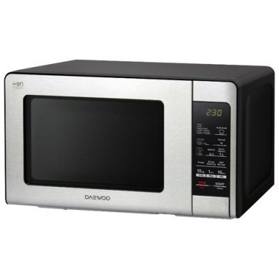 Микроволновая печь Daewoo KOR-664K черный/серебристый (KOR-664K)  микроволновая печь daewoo kor 6l35