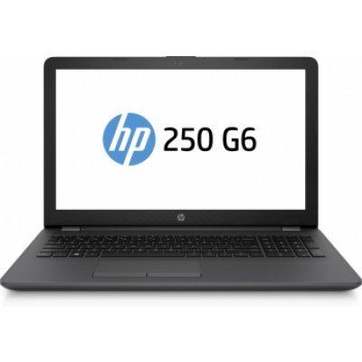 Ноутбук HP 250 G6 (1XN46EA) (1XN46EA) hp 250 g6 [1xn68ea] silver 15 6 hd i3 6006u 4gb 500gb dvdrw w10pro