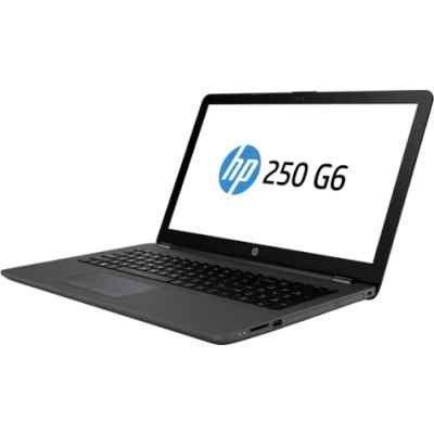 Ноутбук HP 250 G6 (1WY43EA) (1WY43EA)Ноутбуки HP<br>HP 250 G6 UMA i3-6006U 250 G6 / 15.6 HD SVA AG / 4GB 1D DDR4 / 500GB 5400 / DOS2.0 / No ODD / 1yw / Jet kbd TP / Intel 3168 AC 1x1+BT 4.2 / Dark Ash Silver with VGA Web no ODD<br>