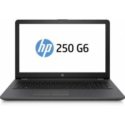 Ноутбук HP 250 G6 (1WY41EA) (1WY41EA) ноутбук hp 15 bs027ur 1zj93ea core i3 6006u 4gb 500gb 15 6 dvd dos black