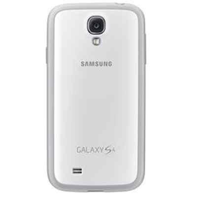 Чехол для смартфона Samsung Galaxy S8 белый (EF-PG950TWEGRU) (EF-PG950TWEGRU) клип кейс samsung silicone cover для galaxy s8 зеленый