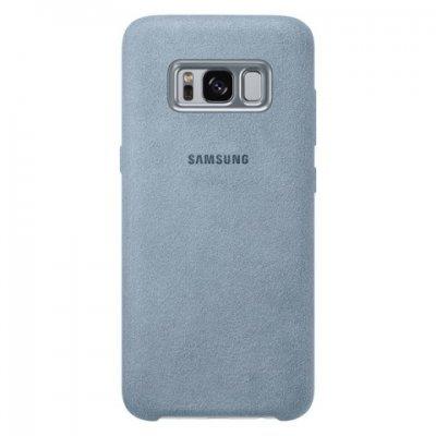 Чехол для смартфона Samsung Galaxy S8 мятный (EF-XG950AMEGRU) (EF-XG950AMEGRU) клип кейс samsung silicone cover для galaxy s8 зеленый