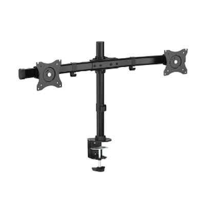 Кронштейн для мониторов Arm Media LCD-T42 черный (10165) arm media lcd t13 15 32 до 8кг vesa до 100x100 черный для двух мониторов