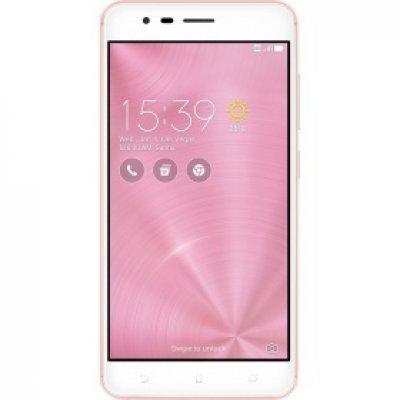 Смартфон ASUS ZenFone 3 Zoom ZE553KL 64Gb розовый (90AZ01H4-M01460) asus zenfone zoom zx551ml