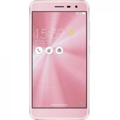 Смартфон ASUS ZenFone 3 ZE552KL 64Gb розовый (90AZ0125-M01930) смартфон asus zenfone 3 ze552kl android 6 0 marshmallow msm8953 2000mhz 5 5 1920x1080 4096mb 64gb 4g lte 3g edge hsdpa hspa [90az0121 m01140]