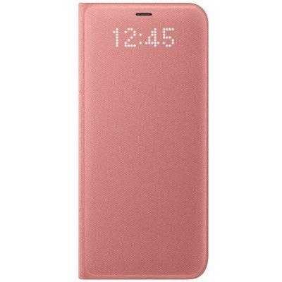Чехол для смартфона Samsung Galaxy S8 розовый (EF-NG950PPEGRU) (EF-NG950PPEGRU)