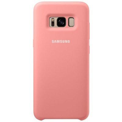 Чехол для смартфона Samsung Galaxy S8 розовый (EF-PG950TPEGRU) (EF-PG950TPEGRU) чехол для сотового телефона samsung galaxy s8 silicone pink ef pg950tpegru