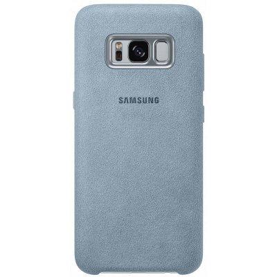 Чехол для смартфона Samsung Galaxy S8+ мятный (EF-XG955AMEGRU) (EF-XG955AMEGRU) клип кейс samsung silicone cover для galaxy s8 зеленый