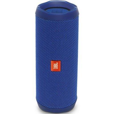 Портативная акустика JBL Flip 4 синий (JBLFLIP4BLU) динамик jbl портативная акустическая система jbl flip 4 цвет squad