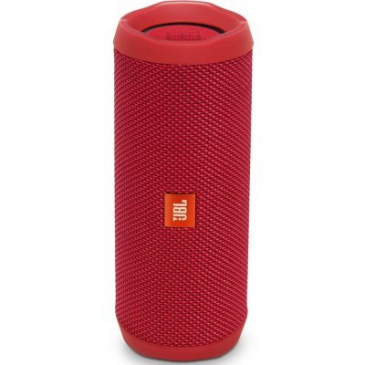 цена на Портативная акустика JBL Flip 4 красный (JBLFLIP4RED)