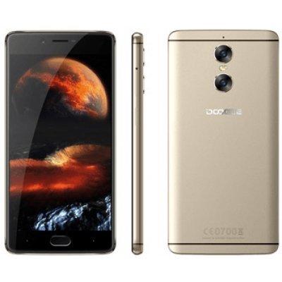 Смартфон Doogee Shoot 1 золотистый (Shoot1_Gold) смартфон doogee смартфон doogee x20l черный