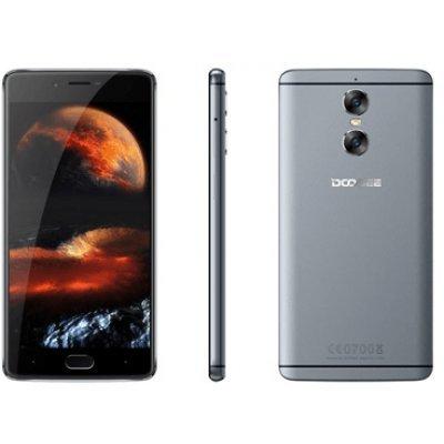 Смартфон Doogee Shoot 1 серый (Shoot1_Grey) смартфон doogee смартфон doogee x20l черный