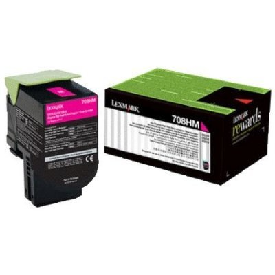 Тонер-картридж для лазерных аппаратов Lexmark 70C8HME для CS310, CS410, CS510 (70C8HME) color toner cartridge 70c1hk0 70c1hc0 70c1hm0 70c1hy0 for lexmark cs310 cs410 cs510 cx310 cx410 cx510 printers