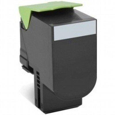 Тонер-картридж для лазерных аппаратов Lexmark Чёрный для CX510x, LRP (8K) (80C8XK0) картридж lexmark 70c8hke для lexmark cs510 cs410 cs310 черный 4000стр