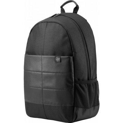 Рюкзак для ноутбука HP 15.6 Classic черный (1FK05AA) рюкзак для ноутбука 15 6 hp h4r84aa backpack нейлон синий черный