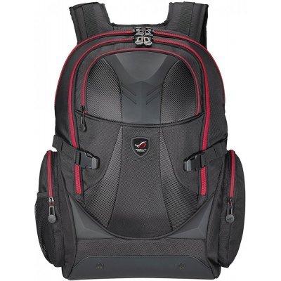 Рюкзак для ноутбука ASUS 17 ROG_XRANGER черный (90XB0310-BBP100) 17 рюкзак для ноутбука case logic vnb 217 черный