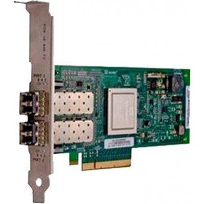 Сетевая карта для сервера Dell QLogic 2662 Dual Port 16GB Fibre Channel HBA Low Profile (406-10743) (406-10743)