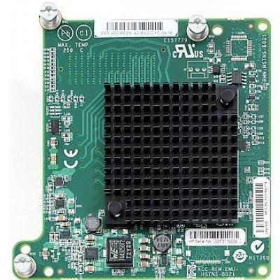 Контроллер Fibre Chanel HP LPe1605 16Gb FC HBA Opt (718203-B21) (718203-B21) контроллер hp blc brocade 804 8gb fc hba opt 590647 b21
