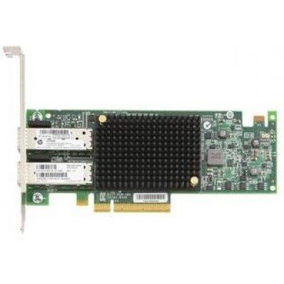 Сетевая карта для сервера HP StoreFabric CN1200E 10Gb CNA (E7Y06A) (E7Y06A) сетевая карта для сервера dell 540 bbbb intel x520 dp 10gb da sfp i350 dp 1gb network daughter 540 bbbb