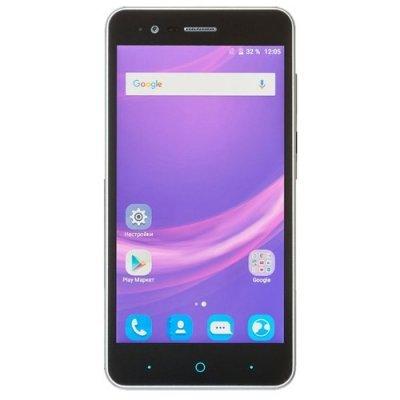 Смартфон ZTE BLADE A510 серый (BLADEA510GREY/SAPPHIRE) смартфон zte blade v8 mini 32gb gold