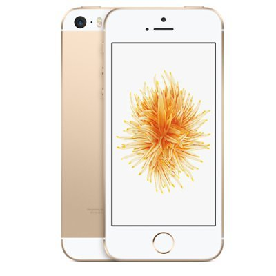 Смартфон Apple iPhone SE 128Gb золотистый (MP882RU/A)