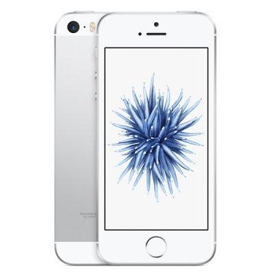 Смартфон Apple iPhone SE 128Gb серебристый (MP872RU/A) смартфон apple iphone se 128gb pink gold mp892ru a