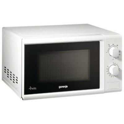 Микроволновая печь Gorenje MMO20MGWII белый (MMO20MGWII) микроволновая печь sharp r 2000rw 800 вт белый черный