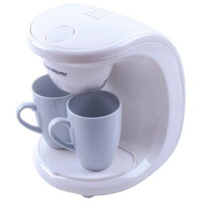 Кофеварка Endever Costa-1040 белый (80199) endever costa 1055 кофемолка