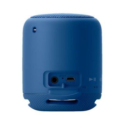 Портативная акустика Sony SRS-XB10 голубой (SRSXB10L.RU2) портативная акустика sony srs xb30 голубой srsxb30l ru4