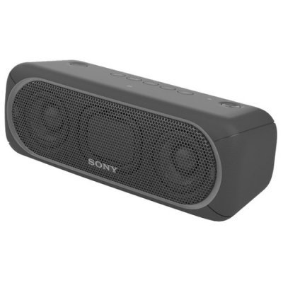 Портативная акустика Sony SRS-XB30 черный (SRSXB30B.RU4) портативная акустика sony srs xb30 белый srsxb30w ru4