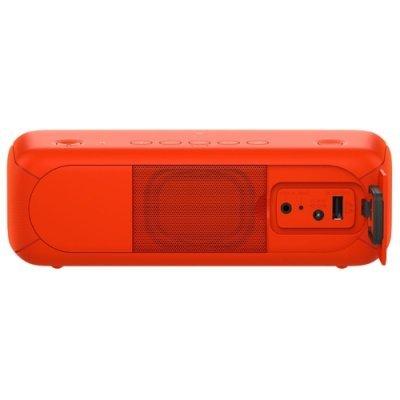 Портативная акустика Sony SRS-XB30 красный (SRSXB30R.RU4) портативная акустика sony srs xb30 белый srsxb30w ru4
