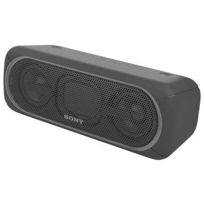 Портативная акустика Sony SRS-XB40 черный (SRSXB40B.RU4) портативная акустика sony srs xb30
