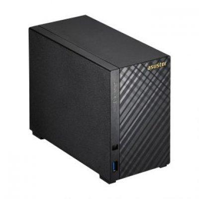 Рэковое сетевое хранилище (Rack NAS) Asustor AS1002T (90IX00L1-BW3S10) (90IX00L1-BW3S10)