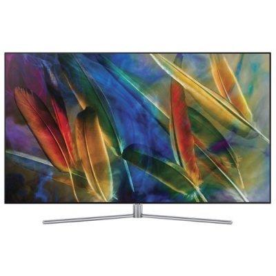 ЖК телевизор Samsung 48,5 QE49Q7FAM (QE49Q7FAM) led телевизор samsung ua48ju6800jxxz 48 4k wifi led