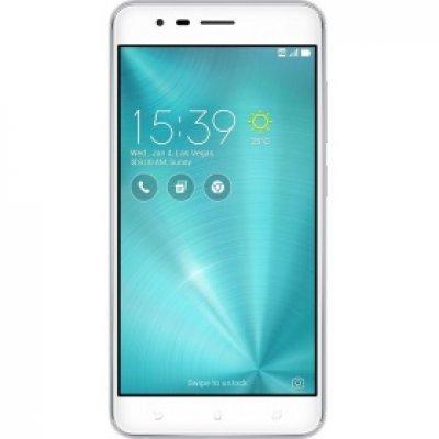 Смартфон ASUS ZenFone 3 Zoom ZE553KL 64Gb серебристый (90AZ01H1-M00770) удлинитель zoom ecm 3