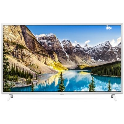 ЖК телевизор LG 43 43UJ639V (43UJ639V) белый цвет телевизор недорого