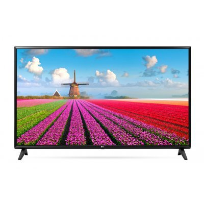 ЖК телевизор LG 43 43LJ594V (43LJ594V) телевизор samsung ue43m5550 43 дюйма smart tv full hd